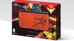 Metroid Themed New 3DS XL Arrives Alongside 'Samus Returns'