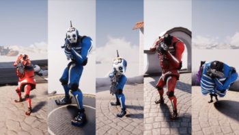 Morphies Law: Nintendo Switch gets an Exclusive Multiplayer Shooter