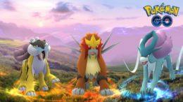 Pokemon Go Adding Raikou, Entei, and Suicune Raids Today, Testing Mewtwo Soon