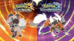 Pokemon Ultra Sun and Ultra Moon Early Orders Come with Dusk Form Lycanroc