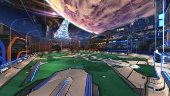Rocket League Autumn Update Removes Wasteland and Other Non-Standard Arenas from Play