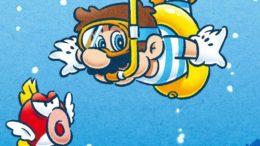 Underwater Kingdom Teased for Super Mario Odyssey