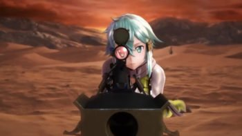 Bandai Namco's mysterious Projekt1514 is actually Sword Art Online: Fatal Bullet; releasing for PS4, Xbox One and PC