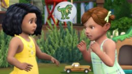 The Sims 4 will soon allow more customization for toddlers with its upcoming DLC