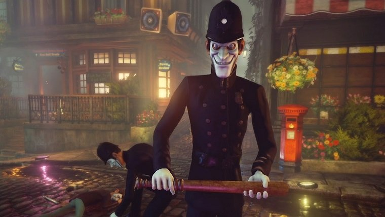 Gearbox Software is publishing We Happy Few next year