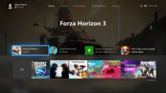 Xbox One Update Released to Insiders Overhauls Dashboard and More