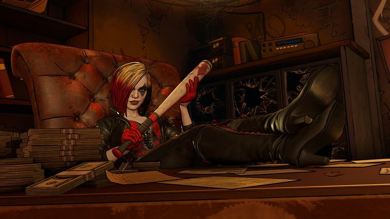 The Enemy Within Episode Two Trailer Introduces Telltale's Harley Quinn