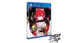 Caladrius Blaze Getting Limited Physical Edition on PS4