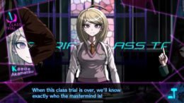 Watch the Fourth and Final Character Trailer of Danganronpa V3