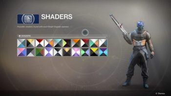 Looks Like Destiny 2's Shaders Are Here To Stay