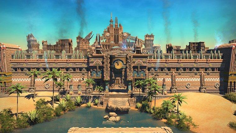 Final Fantasy XIV Ivalice 2