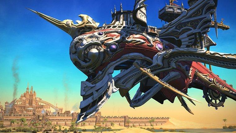 Final Fantasy XIV Ivalice