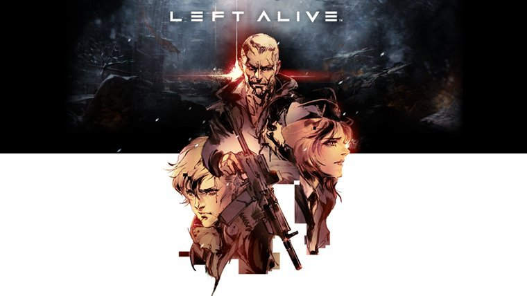 New Square Enix IP Left Alive coming to PlayStation 4 in 2018
