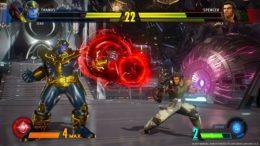 Marvel vs. Capcom: Infinite Bombs in the UK