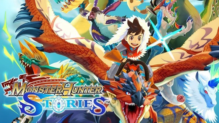 Monster Hunter Stories Launch Trailer Shows Off Riders And Monsters