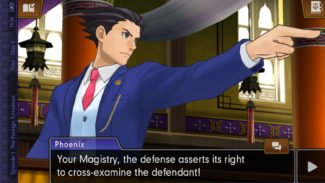 Phoenix Wright: Ace Attorney – Spirit of Justice Out Now on Mobile