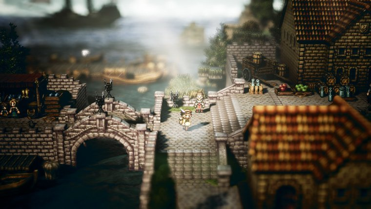 Project Octopath Traveler Demo Now Available on Nintendo Switch eShop