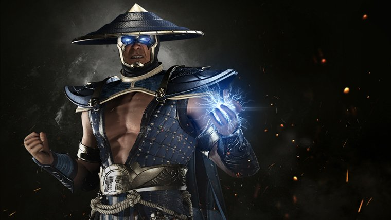 Injustice 2 Reveals New Raiden Gameplay and a Special DC Surprise