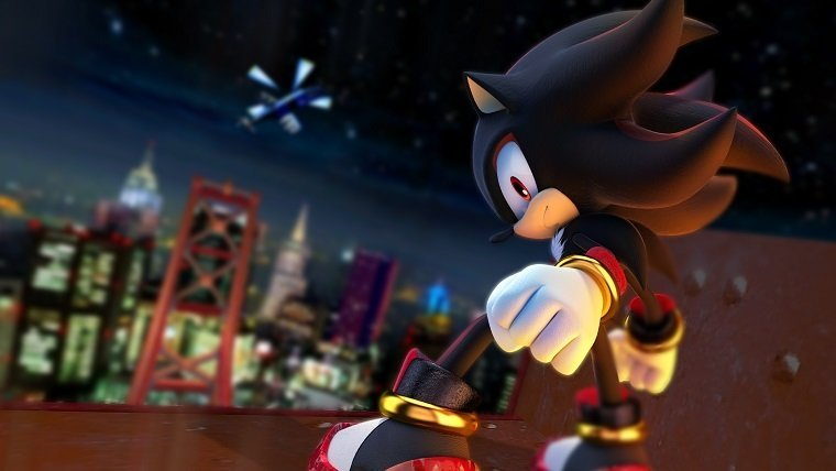 Episode Shadow Gameplay: Sonic Forces