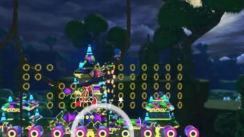 Sonic Forces Showcases 'Casino Forest' Stage in New Video