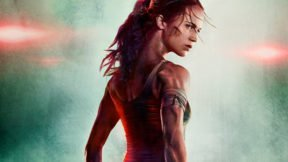 The First Tomb Raider Movie Poster Is Here