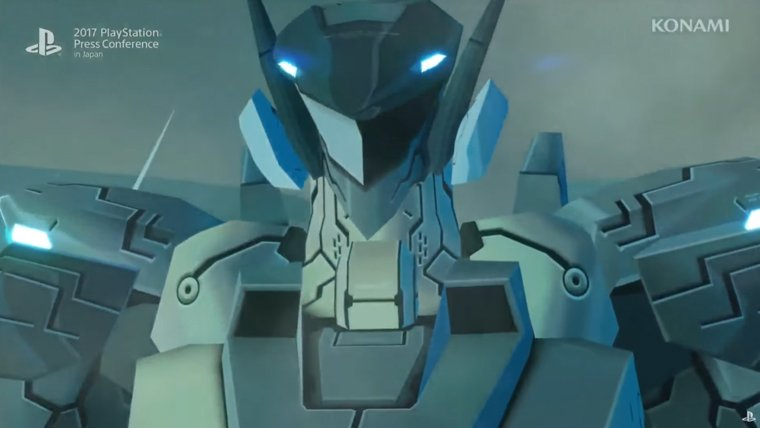 Hideo Kojima's Zone of the Enders returns to PlayStation