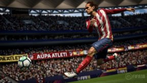 FIFA 18 Debuts at Number 1 in the UK