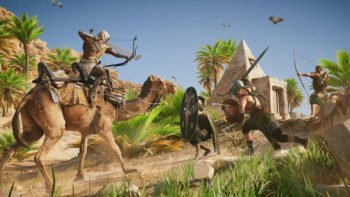 New Assassin's Creed Origins GameStop Ad Is Pretty Damn Insulting