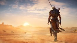 Assassin's Creed Origin's Platinum Looks Very Easy To Earn