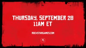 Red Dead Redemption 2 is Getting a New Trailer on September 28th