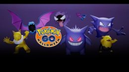 Pokémon GO Halloween Event Teased