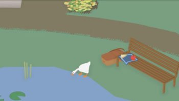 Upcoming Indie Game Lets You Play as an Annoying Goose