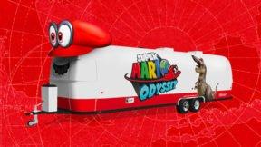 Mario to Tour the U.S. in Anticipation of Super Mario Odyssey