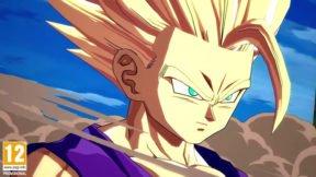 Dragon Ball FighterZ Introduces Gohan