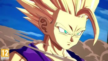 Dragon Ball FighterZ Introduces Gohan