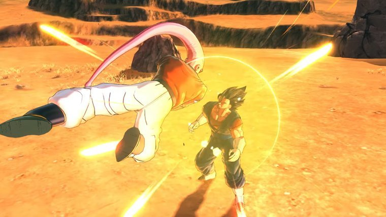 Dragon Ball Xenoverse 2 Adds Dabura And Gohan-Absorbed Buu
