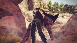 Bandai Namco Presents God Eater 3 and Resonant Ops