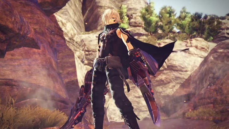 God Eater 3 Announced With Teaser Trailer