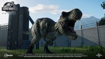 Jurassic World Evolution Shows its First In-Game Footage