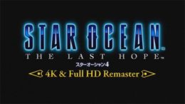 Star Ocean: The Last Hope 4K/HD Remaster Announced For PS4 And PC