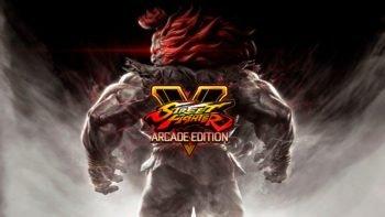 Capcom Officially Announces Street Fighter V: Arcade Edition