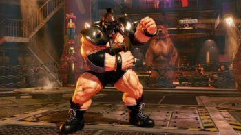 Street Fighter V Adding Sports Costumes on October 24