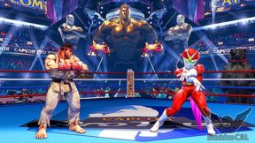 Street Fighter V: Arcade Edition Might Let You Play As 'Viewtiful Joe'