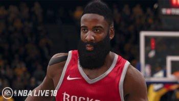 NBA LIVE 18 Simulates High Profile Tip-Off Games