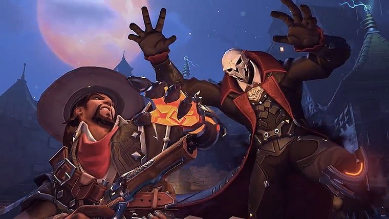 New Overwatch Halloween event kicks off next week