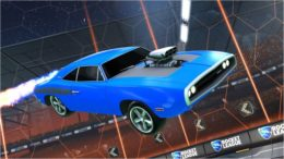 Rocket League Gets More Fast & Furious DLC