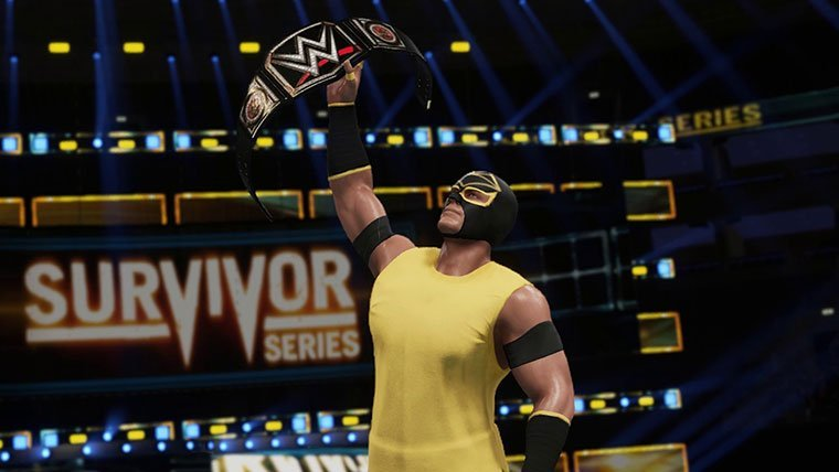 Watch WWE 2K18's Road to Glory trailer