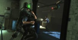 Who says Splinter Cell Conviction isn't stealthy?