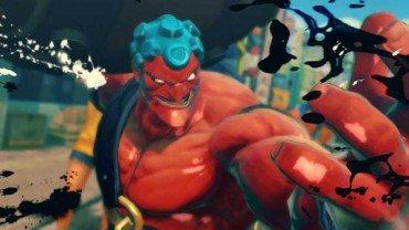 Hakan Revealed for Super Street Fighter IV