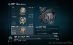 Halo Reach Player Investment System Screenshots